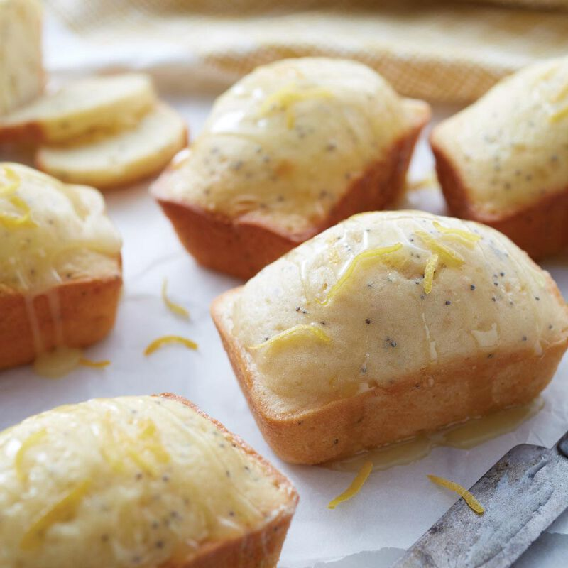 Recipe Right Non-Stick Mini Loaf Pan Set, 3-Piece image number 1