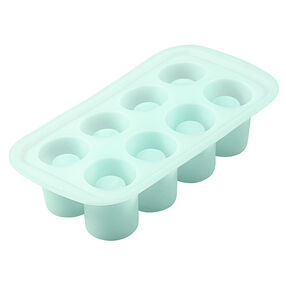 Round Silicone Shot Glass Mold, 8-Cavity