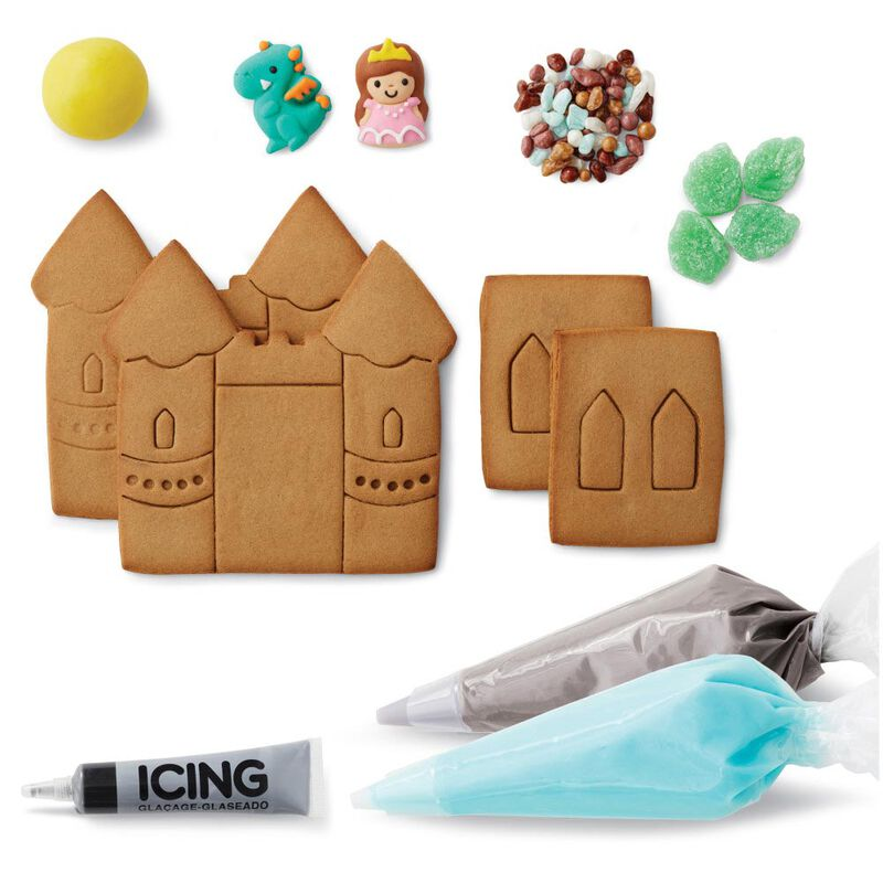 Cookie Creations Fantasy Castle Cookie Kit image number 2