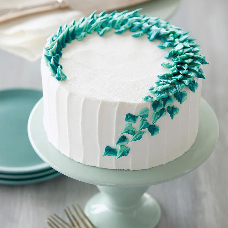 Icing Decorating Tips Set - Tips for Writing, Flowers, Ruffles or Borders image number 4