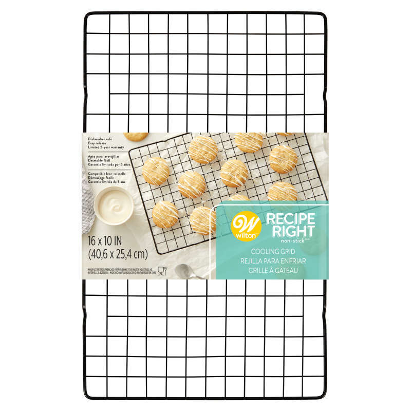 Recipe Right Non-Stick Cooling Grid, 16 x 10-Inch image number 1