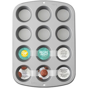 Muffin Pan, 12-Cup