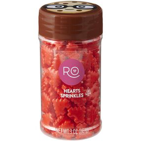 Ro 8-Bit Red Heart Sprinkles