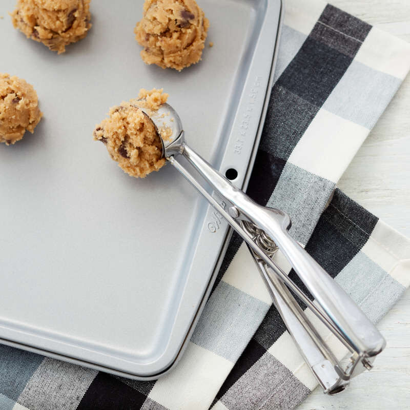 Stainless Steel Small Cookie Scoop image number 3