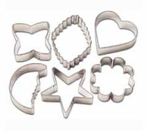 Basic Metal Cookie Cutters