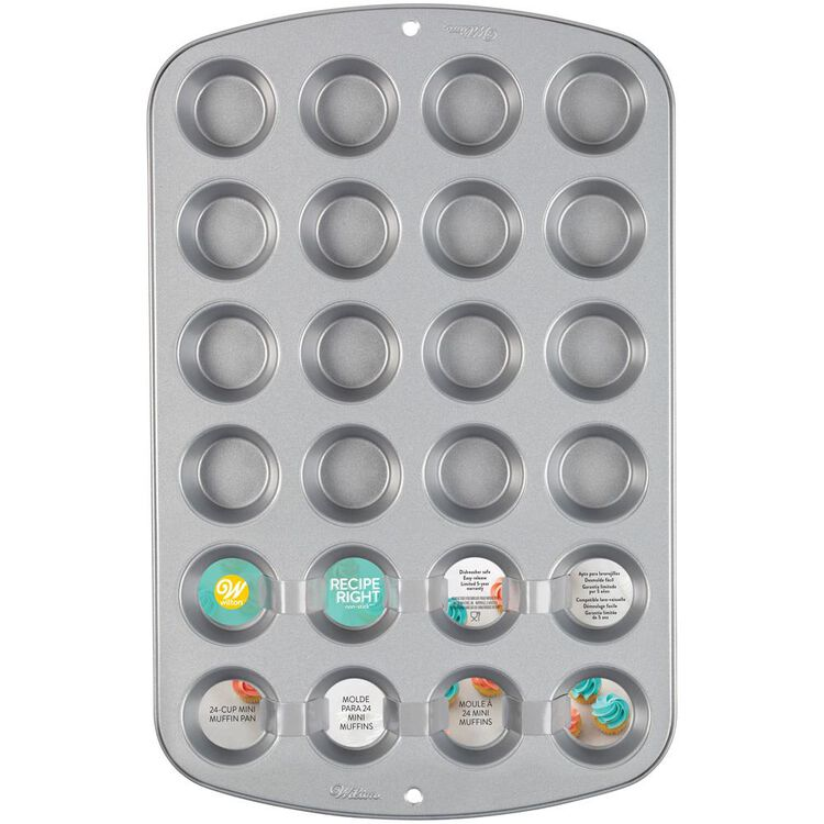 Mini Muffin Pan, 24-Cavity