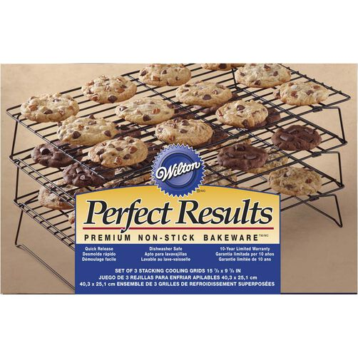 Wilton Baking Tools - Perfect Results 3 Tier Cooling Rack