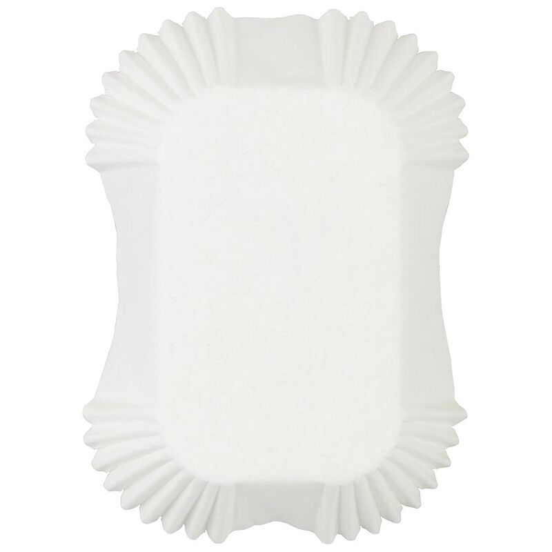 Wilton White Petite Loaf Baking Cups image number 2