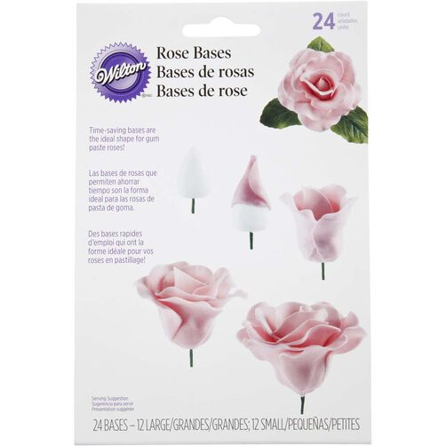 Wilton Rose Base