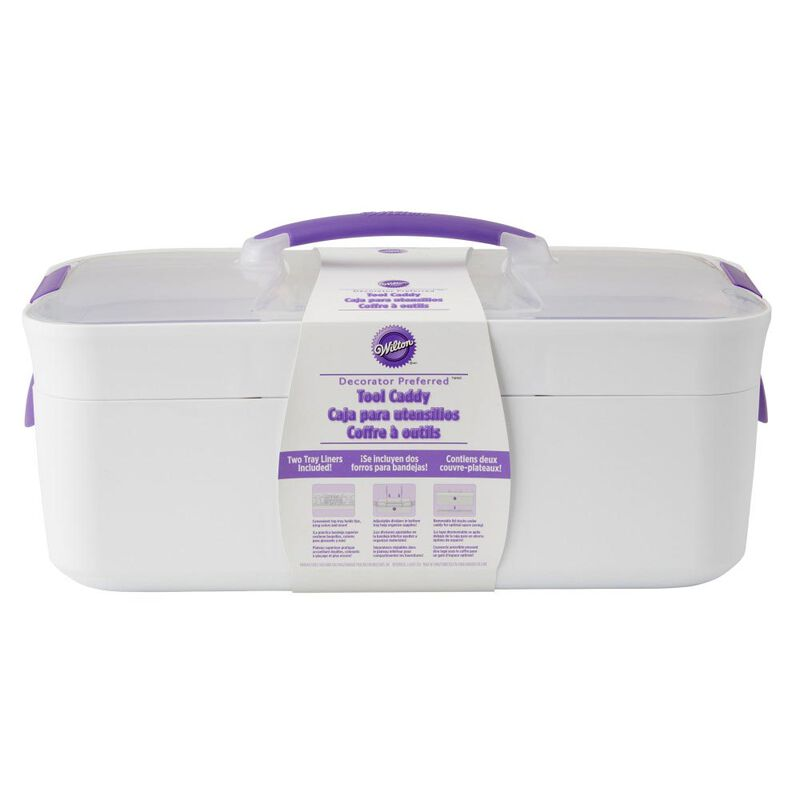 Decorator Preferred Cake Decorating Tool Caddy image number 1