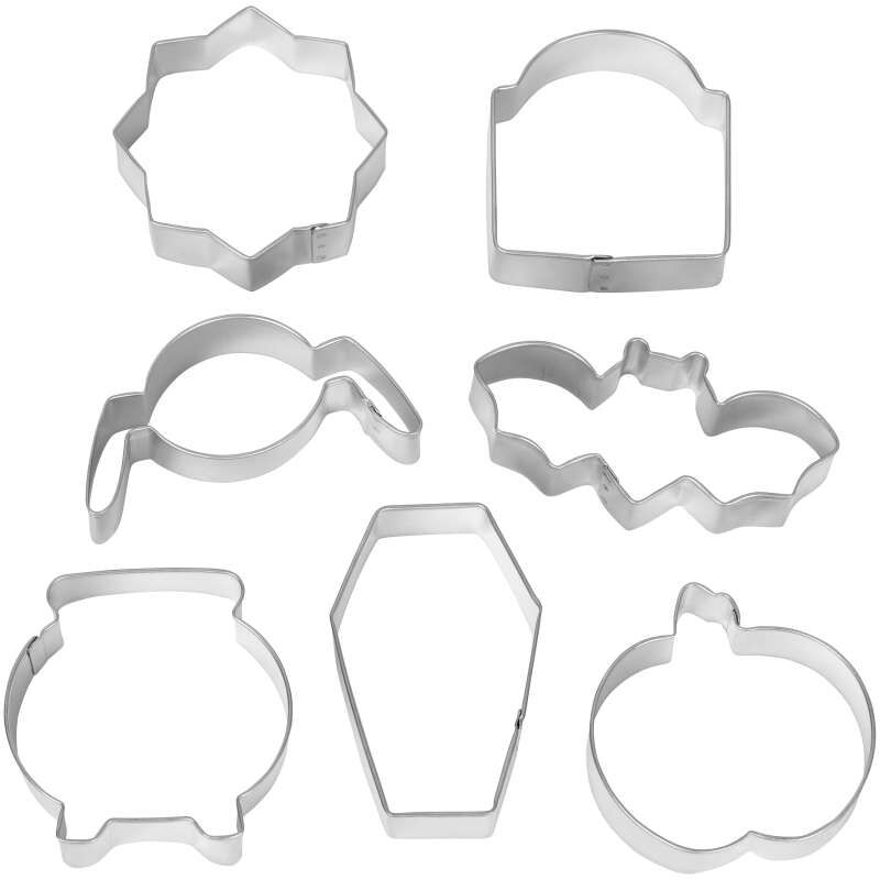 Halloween Cookie Cutter Set, 7-Piece image number 2