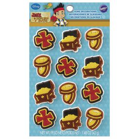 Disney Jack & the Never Land Pirates Candy Decorations