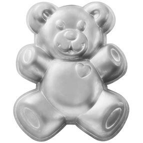 Teddy Bear Cake Pan, Kids 3D Birthday Cake Pan