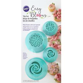 Easy Blooms Flower Piping Tips Set