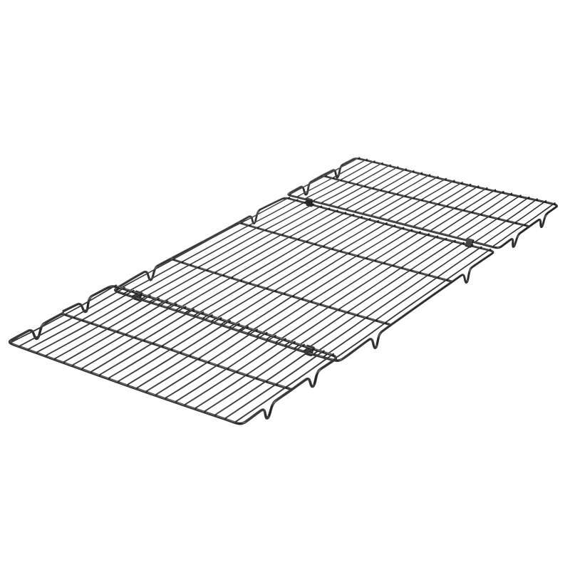 Expand and Fold 16-Inch Non-Stick Cooling Rack image number 0