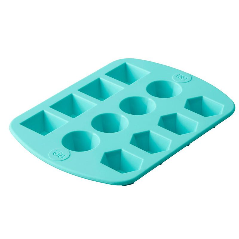 ROSANNA PANSINO by Silicone Gem Shapes Candy Mold, 12-Cavity image number 2