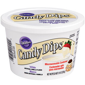White Candy Dip
