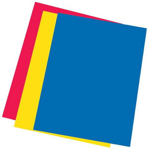 Multi-Pack Primary Colors Sugar Sheet