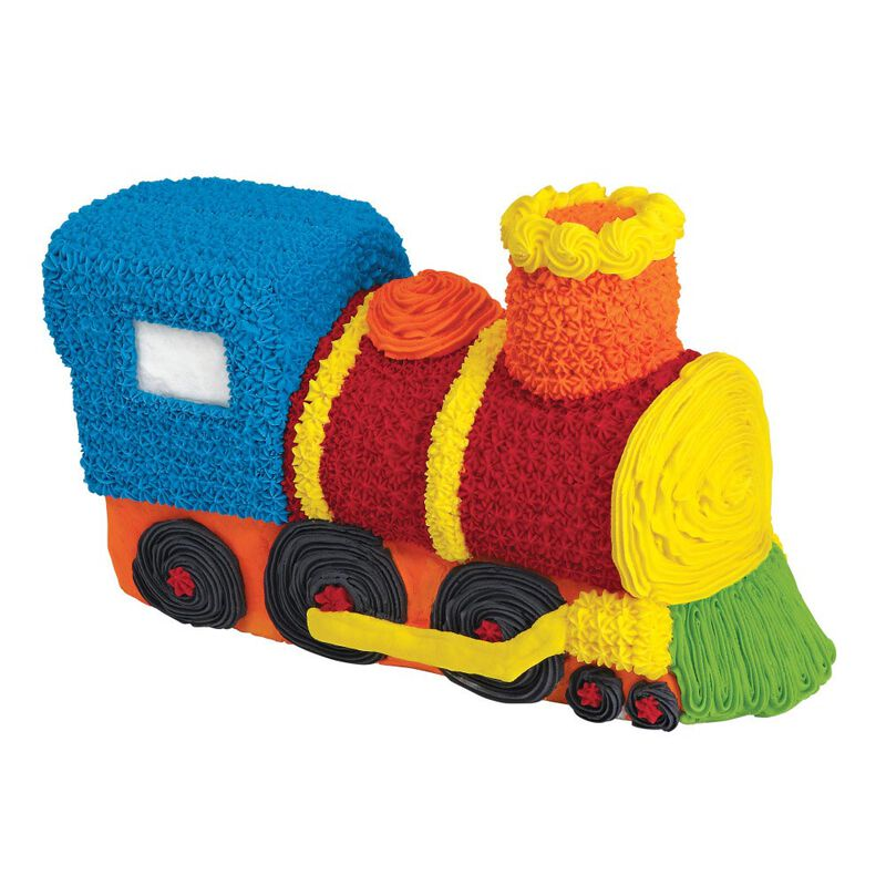 Enjoyable Train Cake Pan 2 Piece Kids Birthday Cake Pan Wilton Personalised Birthday Cards Cominlily Jamesorg
