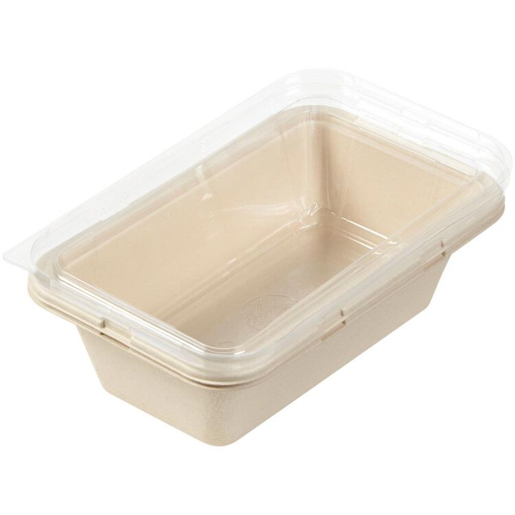 Disposable Loaf Baking Pans with Lids, 2-Count