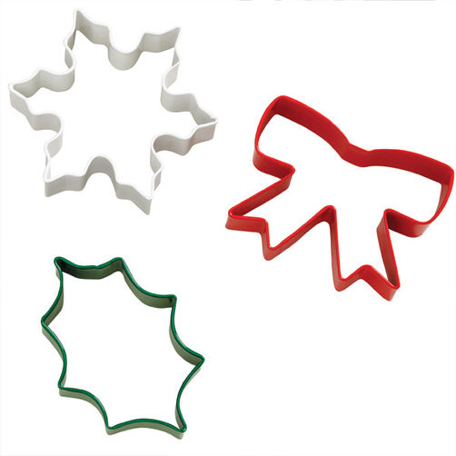 Holiday Cookie Cutters