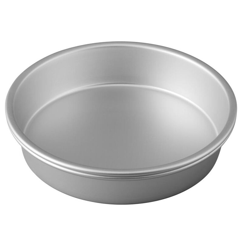 Performance Aluminum Pans 9-Inch Round Cake Pan image number 6