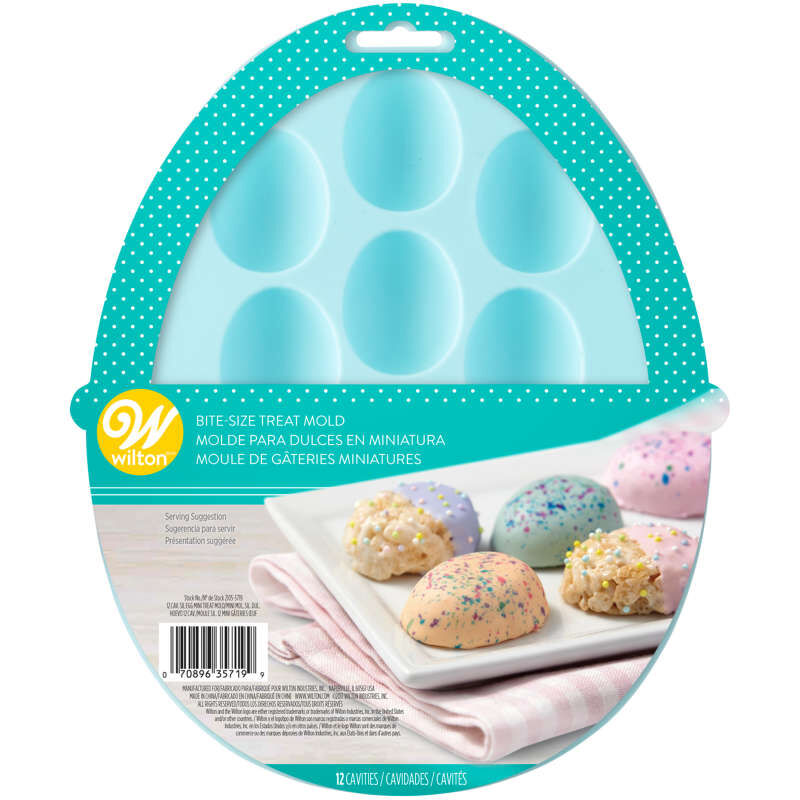 Silicone Easter Egg Mold image number 1