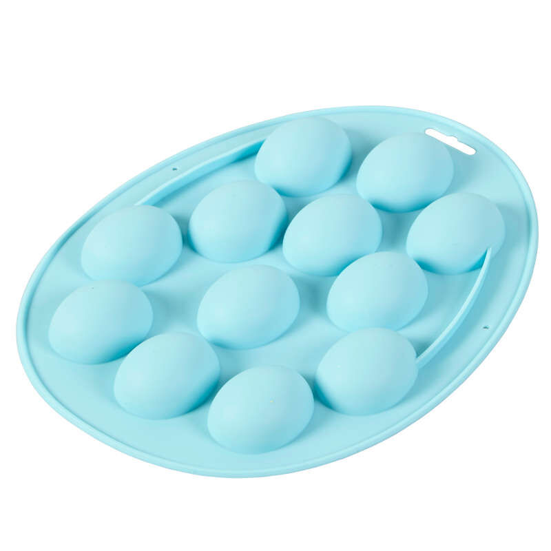 Silicone Easter Egg Mold image number 3