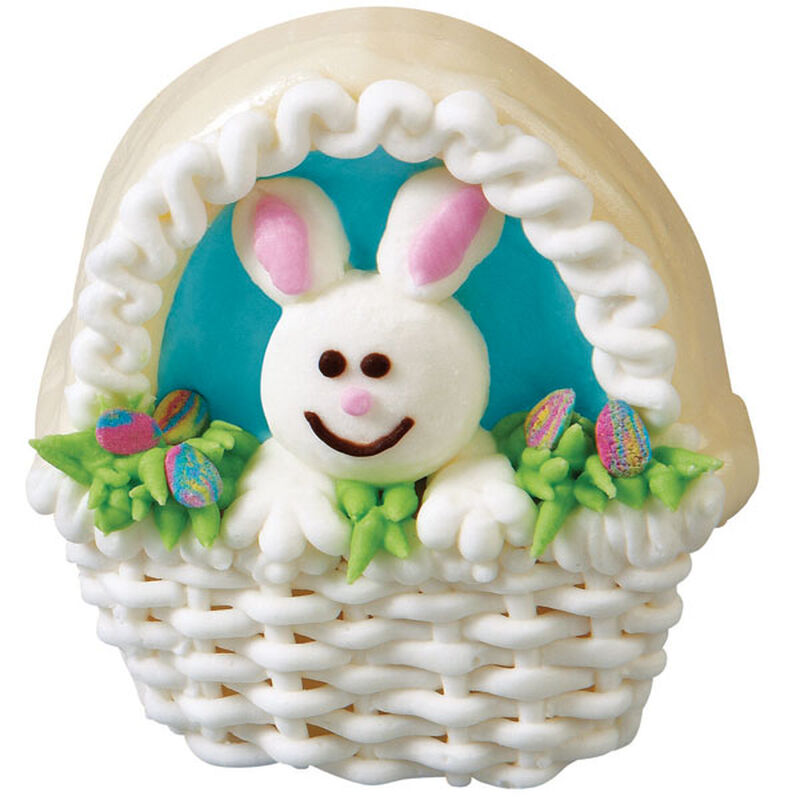 Bunny in a Basket Mini Cake image number 0