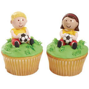 Goal-Oriented Kids Cupcakes
