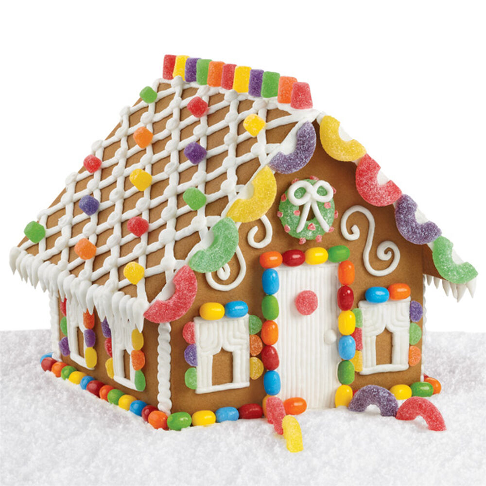 Mini Gingerbread House Diy: Sweet And Simple Gingerbread House