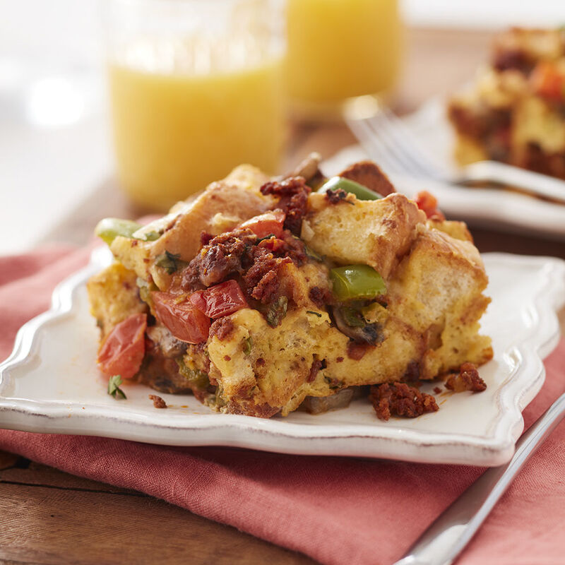 Mexican Breakfast Bake Recipe image number 0