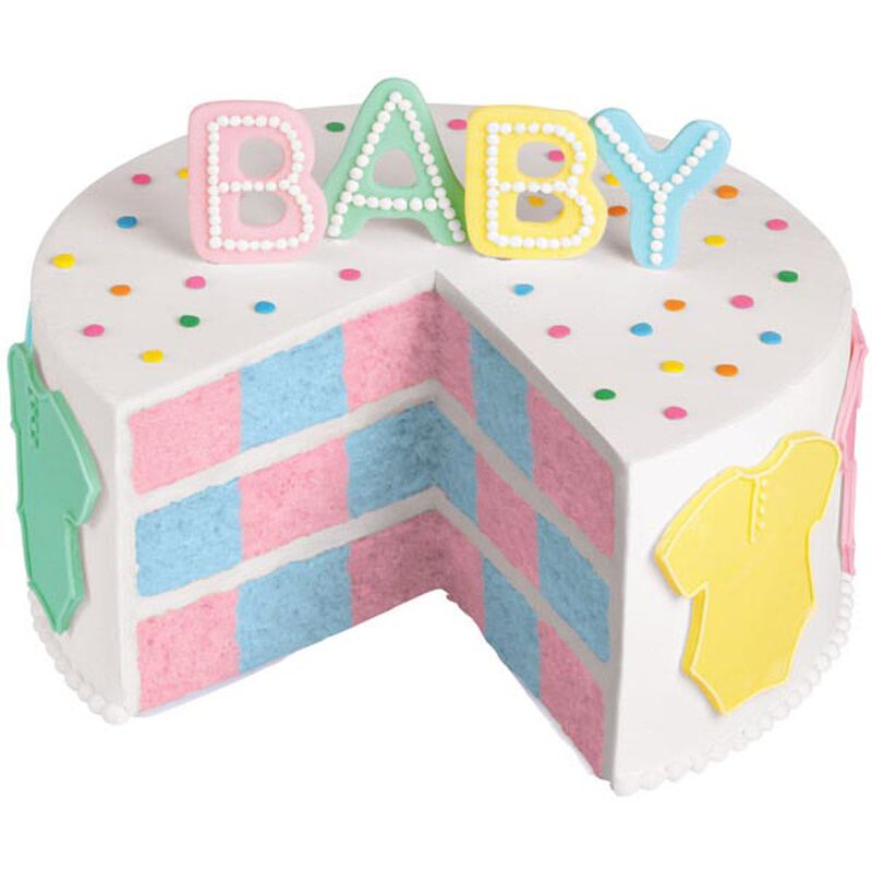 Pink or Blue, A Dream Come True Cake image number 0