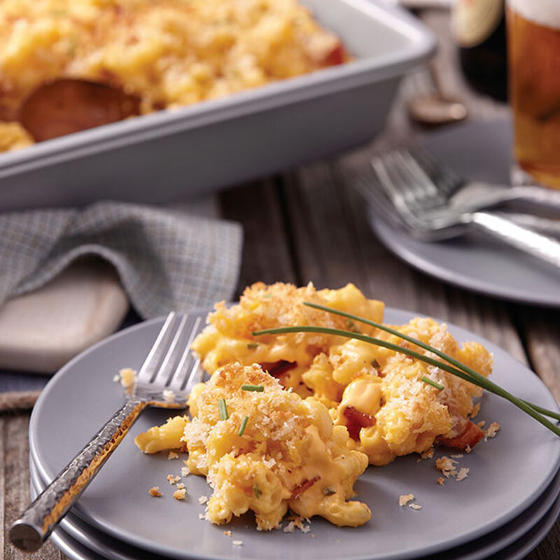 Beer & Bacon Mac & Cheese image number 0