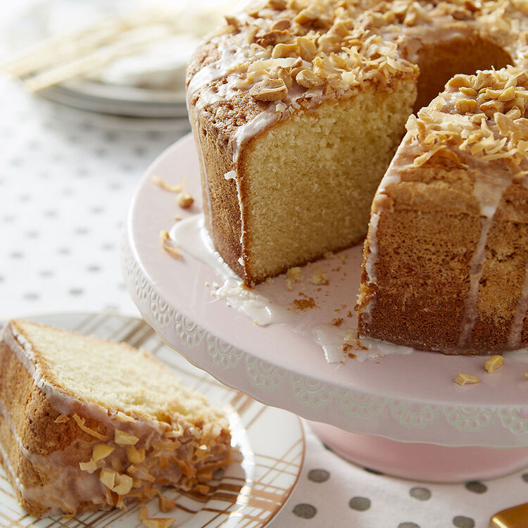 Louisiana Crunch Cake Recipe