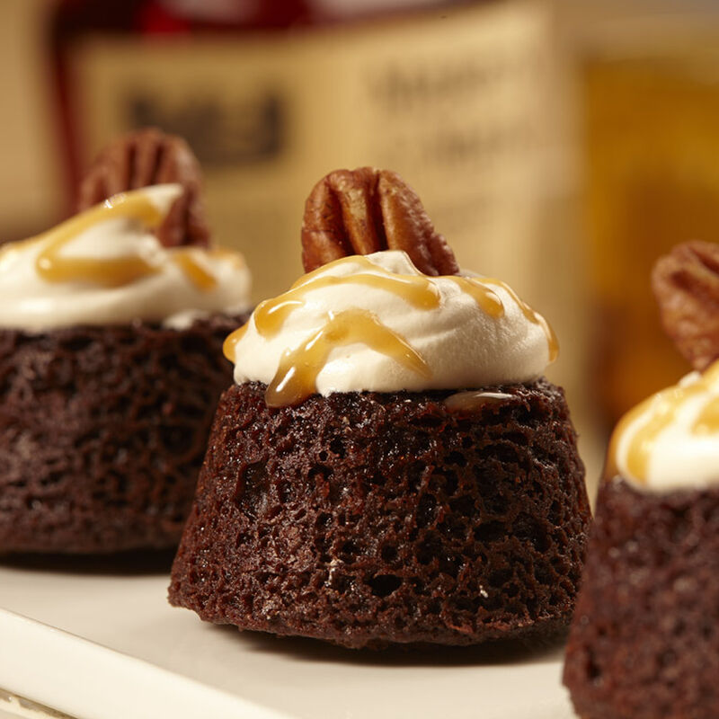 Bourbon Turtle Brownies image number 1