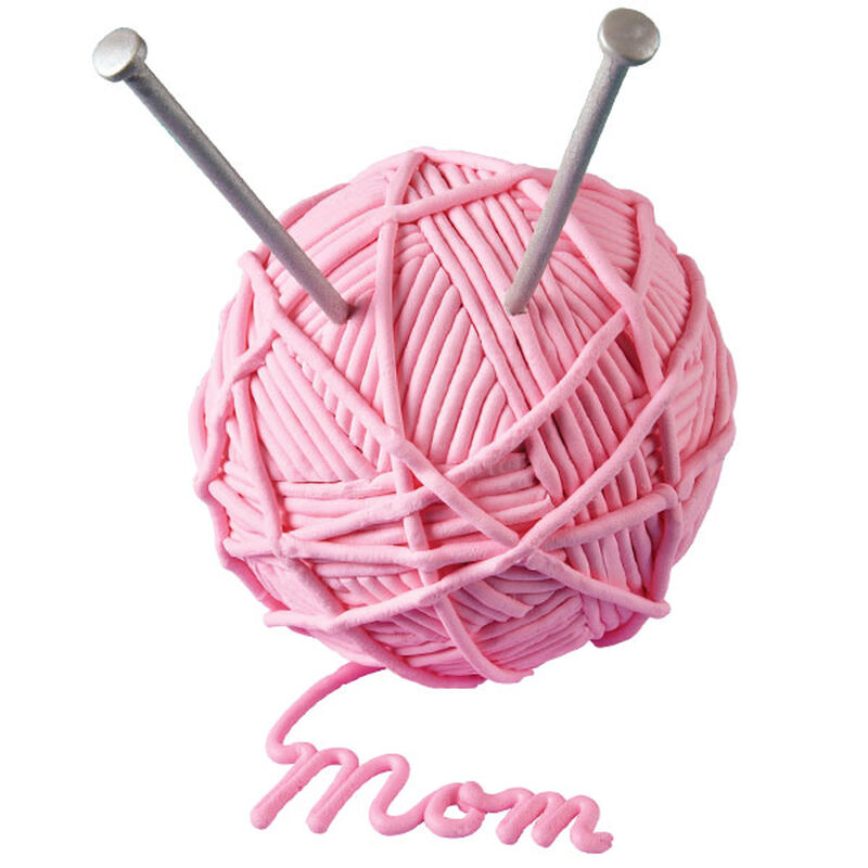 Ball of Yarn Cake image number 0