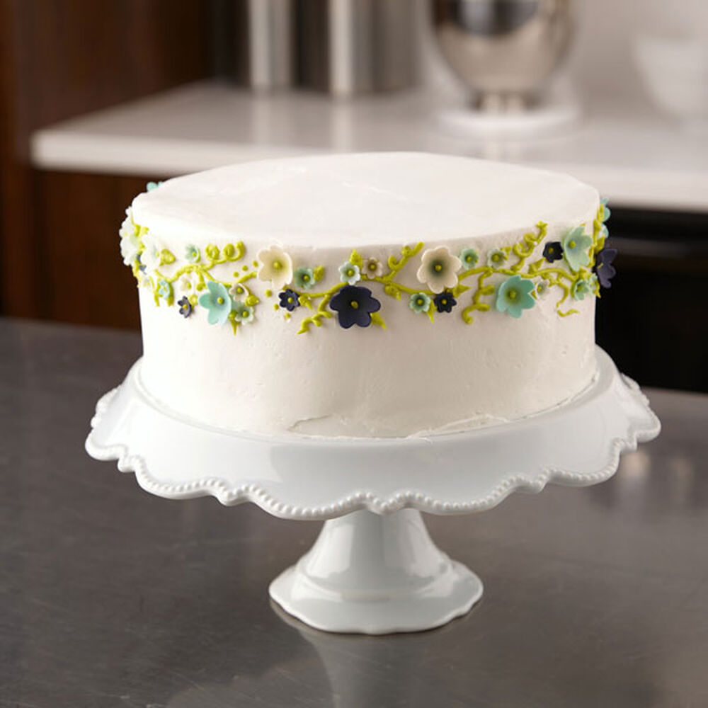 Wilton Cake Decor Tips