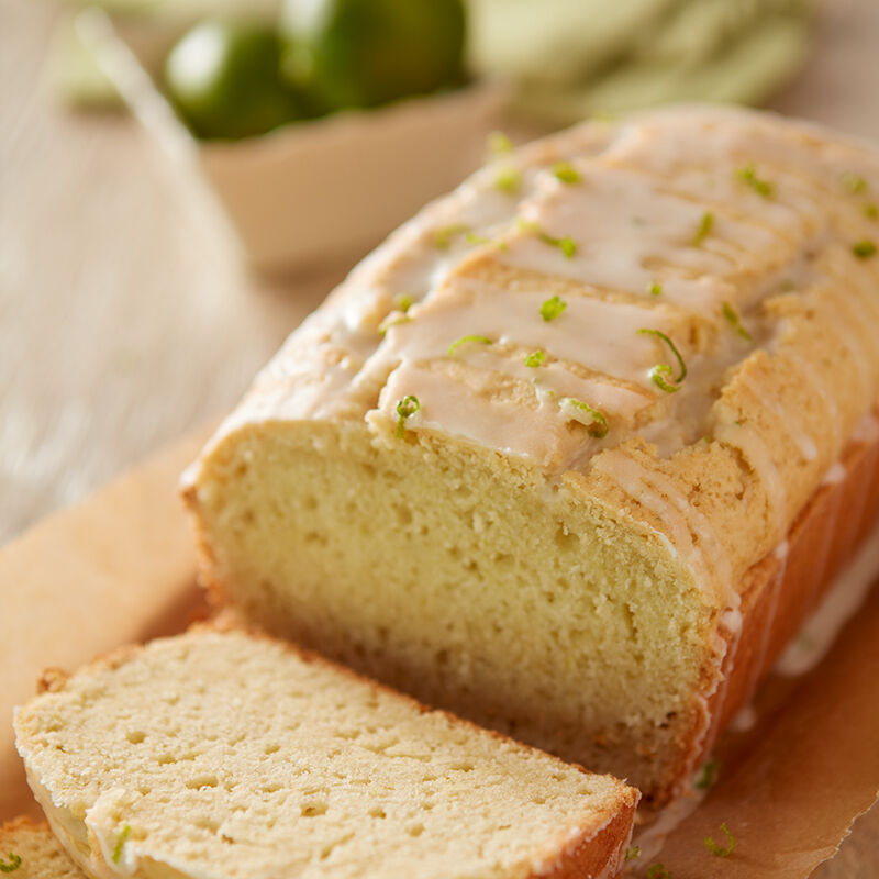 Coconut Lime Quick Bread Recipe image number 0