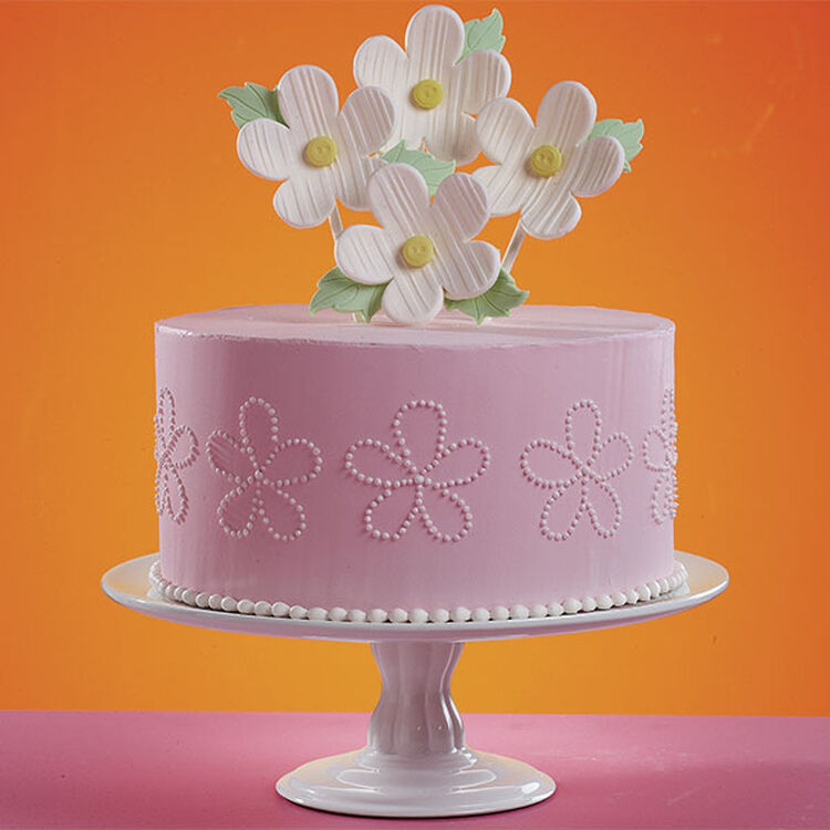 Blooming with Cheer Cake