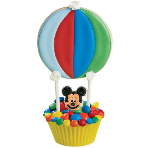 Up, Up & Away with Mickey Cookie & Candy Treats