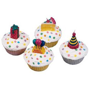 Party Starter Cupcakes