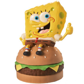 Well Done, SpongeBob! Cake
