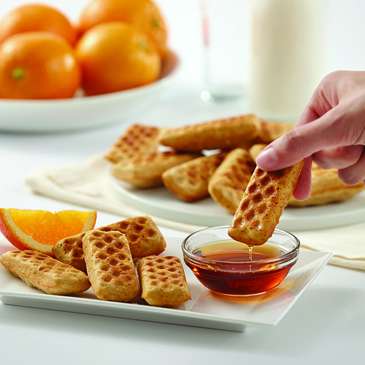Waffle Dippers
