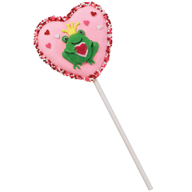 A Frog's Fancy Cookie Pop image number 0
