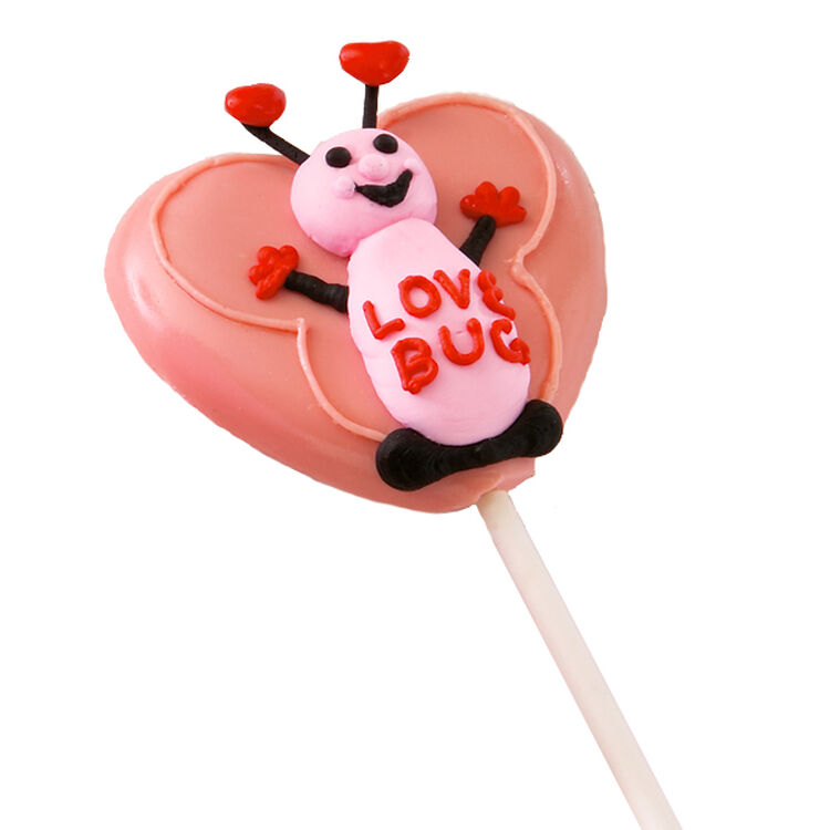 Love Bug Candy Pops