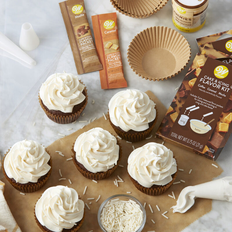 Flavor Kit Cake and Cupcakes image number 0