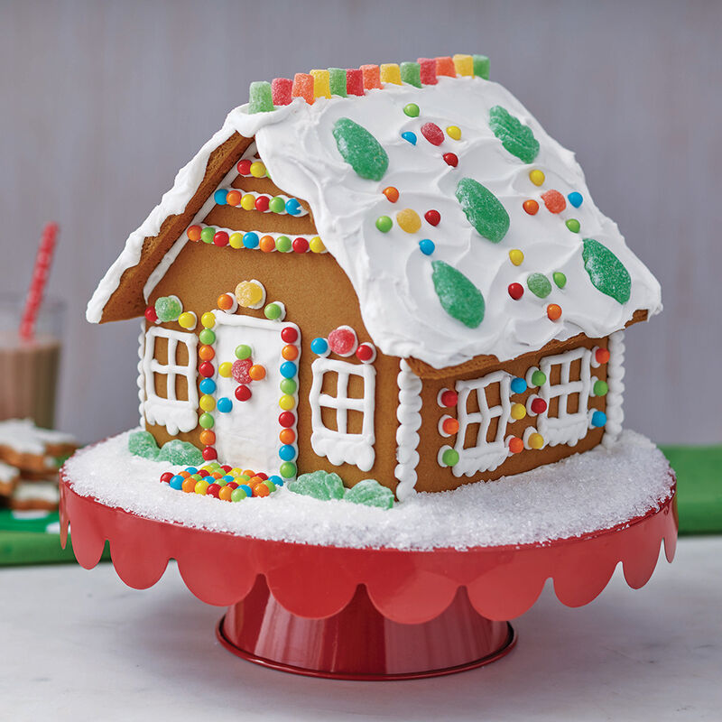 Welcome to Cute Gingerbread House #4 image number 0