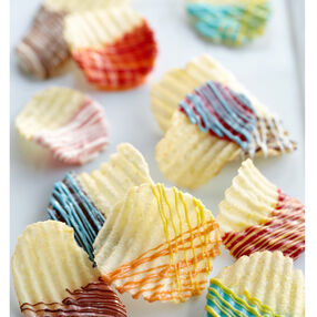 Dipped & Drizzled Potato Chips