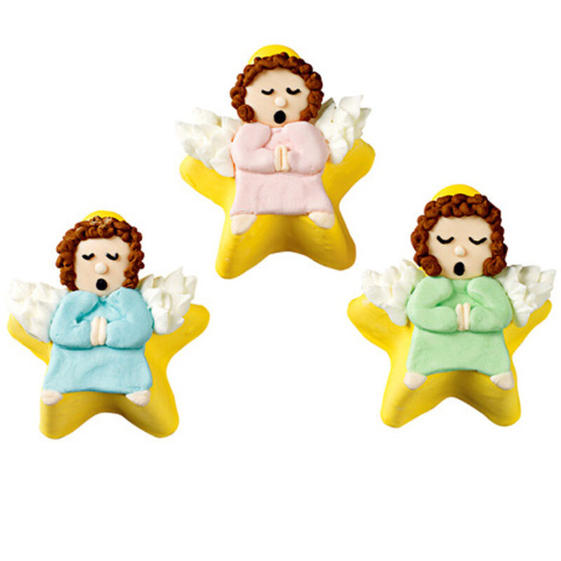 Cherub Choir Mini Cakes  image number 0